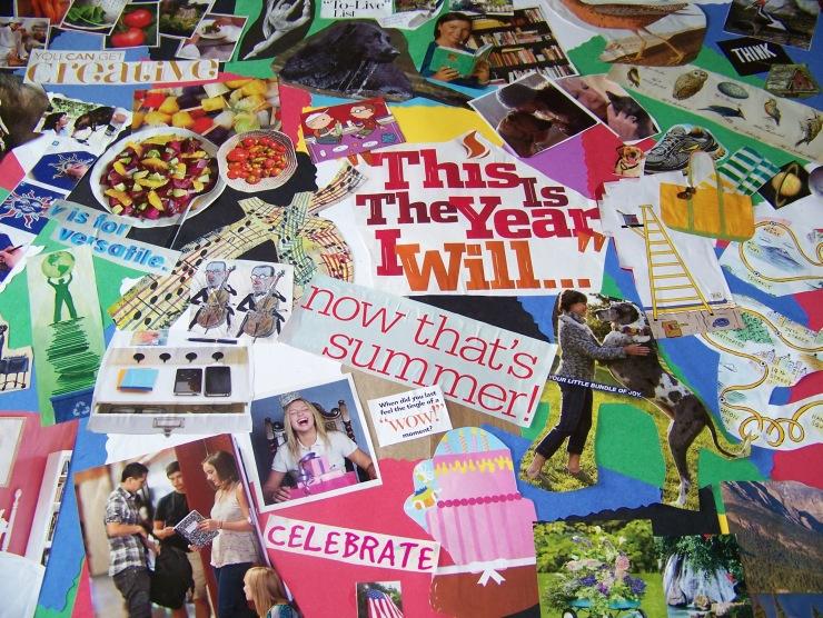 2012 Summer Collage