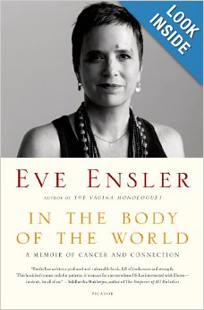 book cover In the Body of the World, Eve Ensler
