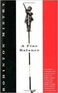 A Fine Balance, Rohinton Mistry