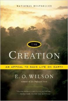 E.O. Wilson Creation book cover