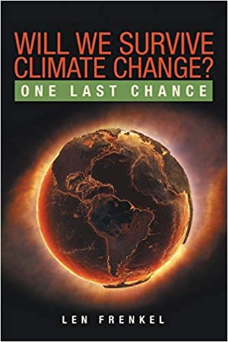 Will We Survive Climate Change book cover, book review
