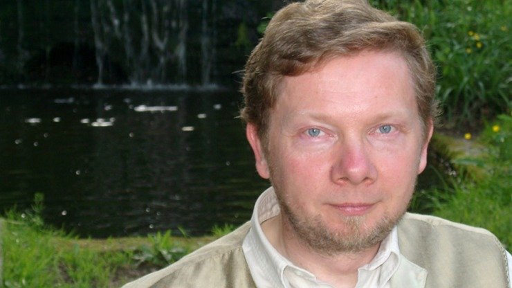 Eckhart Tolle, A New Earth book review