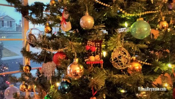 Christmas Celebration, Vilma Reynoso
