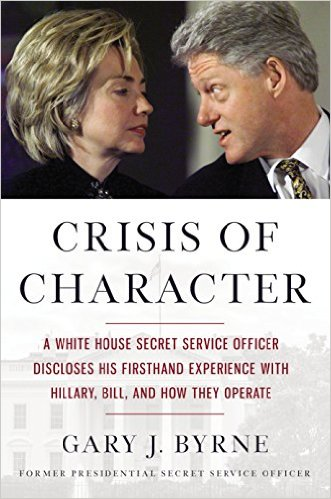 Gary Bryne book cover crisis of character