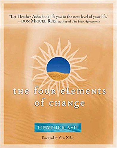 September Book Review: The Four Elements of Change by Heather Ash