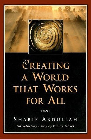 October Book Review: Creating a World That Works for All by Sharif Abdullah