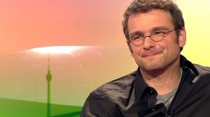 Reporter Wolfgang Bauer