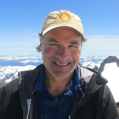 Dahr Jamail on Mt. McKinley, author of The End of Ice, book review