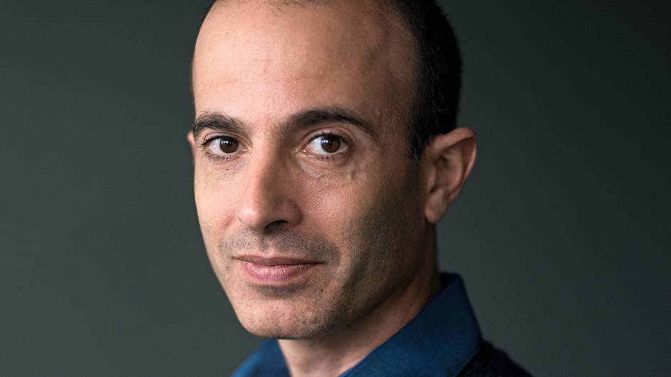 Yuval Harari headshot, author of Sapiens: A Brief History of Mankind, book review