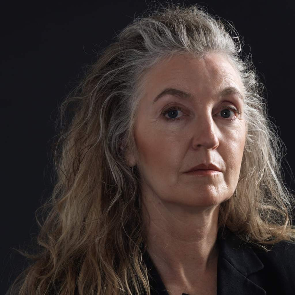 Rebecca Solnit portrait, author of Men Explain Things to me, Book Review